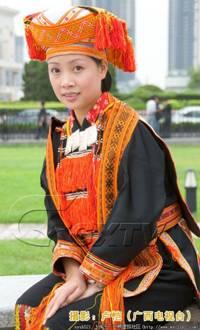 中国56个民族服饰
